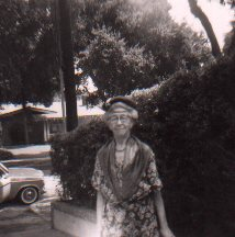 My grandmother, Louella Martin